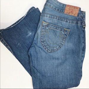 True Religion | Distressed jeans